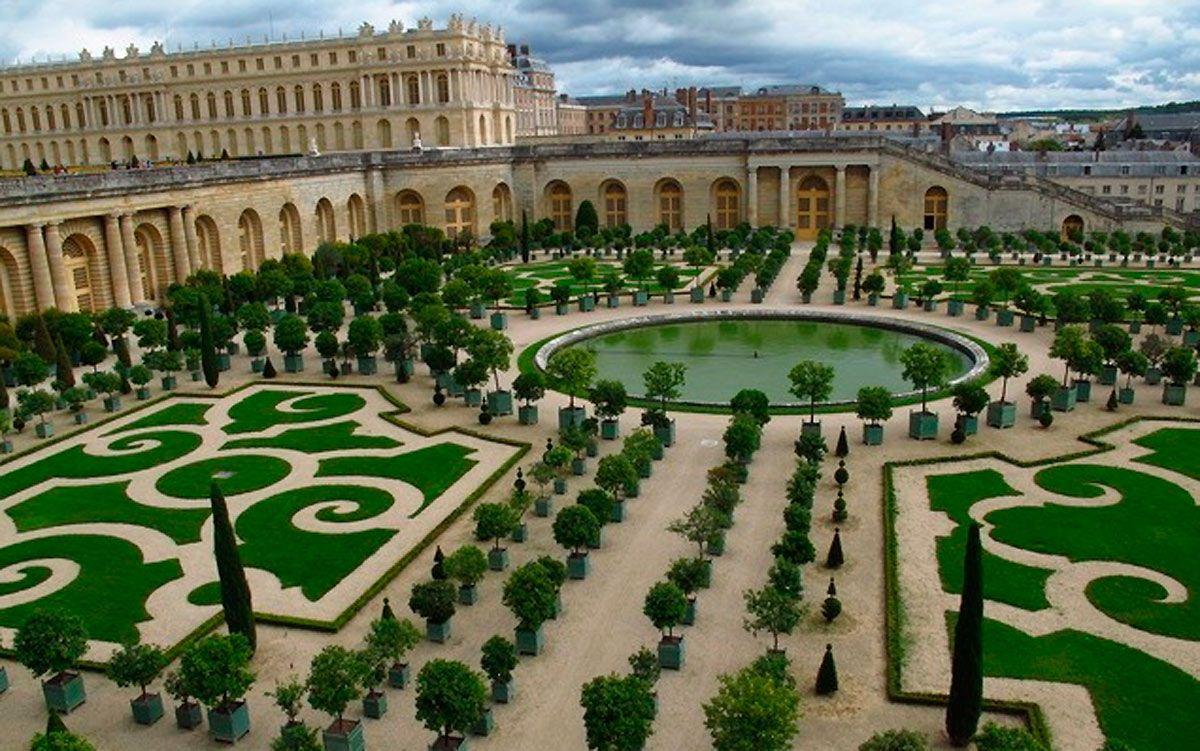 jardin francés